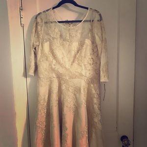 Tahari party dress